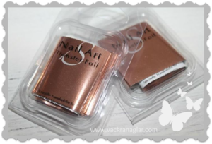 sf05 Holo metallic copper