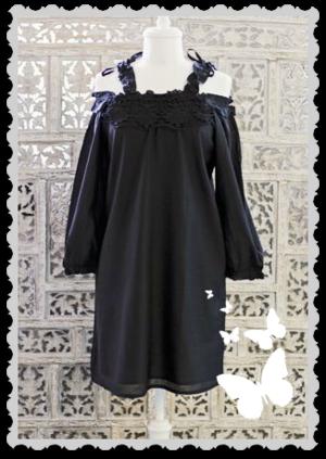 Tampa Dress  Black M Love forever