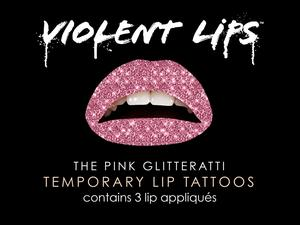 The Pink Glitteratti