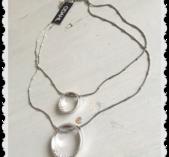 hb931 Läckert bling halsband
