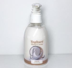 Yoghurt hand & kroppskräm Cocos 250 ml