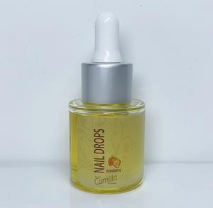 Nail Drops Jordgubb 20 ml