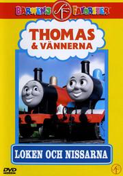 Thomas & Vännerna - Loken Och Nissarna