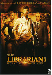 Librarian 2 - Return To King Solomon's Mines