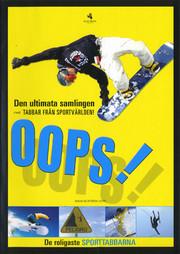 Oops! - De Roligaste Sporttabbarna
