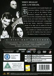 Familjen Addams - Säsong 3