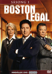 Boston Legal - Säsong 1
