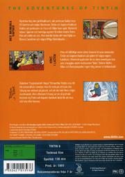 Adventures of Tintin - Volume 6