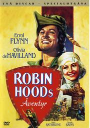Robin Hoods Äventyr (2-disc)