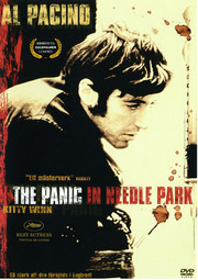 Panic In Needle Park (dansk omslagstext)