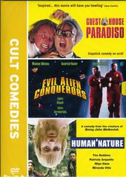 Cult Comedies (3-disc)