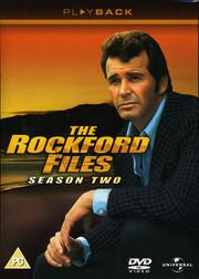 Rockford Files - Season 2 (ej svensk text)