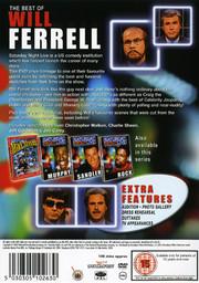 Best of Saturday Night Live - Will Ferrell (ej svensk text)