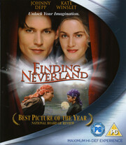 Finding Neverland (ej svensk text) (Blu-ray)