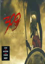 300 - Limited Edition (3-disc)
