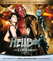 Hellboy II - the Golden Army  (2-disc) (Blu-ray)