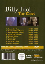 Billy Idol - The Clips