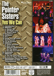 Pointer Sisters - Yes We Can