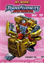 Transformers Armada - Volym 10