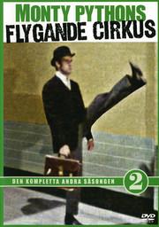 Monty Pythons Flygande Cirkus - Säsong 2