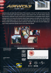 Airwolf - Season 3 (ej svensk text)