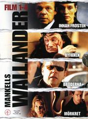 Wallander Box - Film 1-4