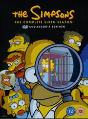 Simpsons - Säsong 6