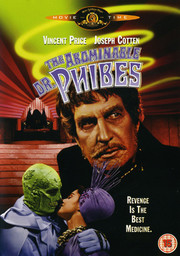 Abominable Dr. Phibes (ej svensk text)