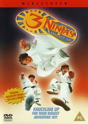 3 Ninjas - Knuckle Up (ej svensk text)