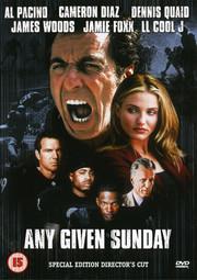 Any Given Sunday (ej svensk text)