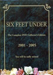 Six Feet Under - Hela Serien (24-disc) (ej sv. text på Säsong 1)
