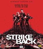 Strike Back - Säsong 6 (Blu-ray)
