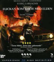 Flickan Som Lekte Med Elden (Blu-ray)