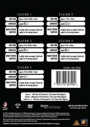 L Word - Säsong 1-5 (20-disc)