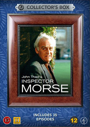 Kommissarie Morse - Collector's Box (22-disc)