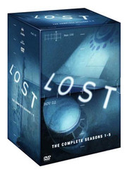Lost - Säsong 1-5 (31-disc)