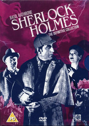 Sherlock Holmes - Definitive Collection (7-disc) (ej svensk text)