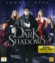 Dark Shadows (Blu-ray) (Begagnad)