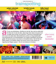 Irvine Welsh's Ecstasy (Blu-ray) (Begagnad)