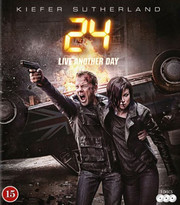 24 - Live Another Day - Säsong 1 (3-disc) (Blu-ray)