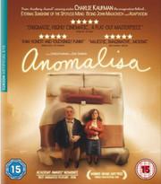 Anomalisa (ej svensk text) (Blu-ray)
