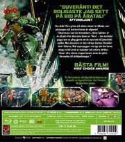 Teenage Mutant Ninja Turtles II - Kampen om Ooze (Blu-ray)