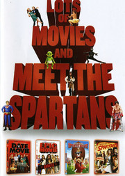 Lots of Movies And Meet the Spartans (Begagnad)