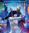 Ghost In the Shell (2017) (Blu-ray) (Begagnad)