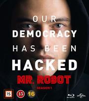Mr Robot - Säsong 1 (Blu-ray)