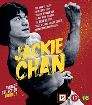Jackie Chan Vintage Collection - Volym 2 (Blu-ray)