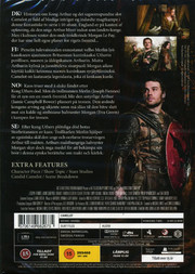 Camelot (Miniserie) (3-disc) (Blu-ray)