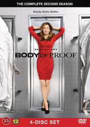 Body of Proof - Säsong 2 (Begagnad)