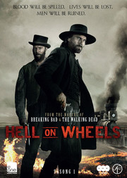 Hell On Wheels - Säsong 1