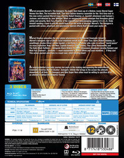 Avengers - 3 Movie Collection (Blu-ray)